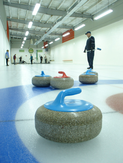 Match de curling
